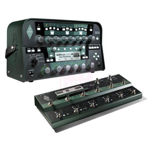KEMPER PROFILER POWER HEAD + REMOTE