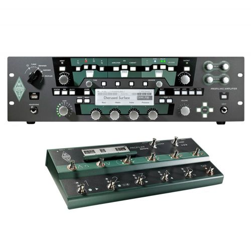Modeling preamps