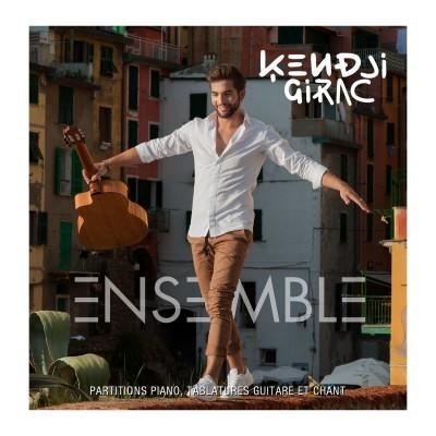 AEDE MUSIC GIRAC KENDJI - ENSEMBLE - PVG TAB
