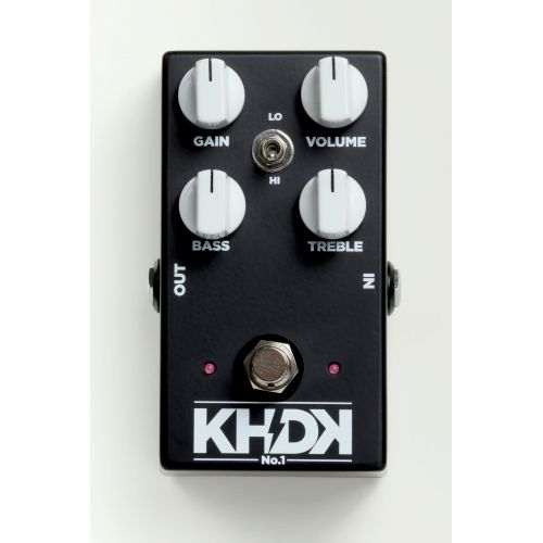 KHDK ELECTRONICS NO.1 OVERDRIVE