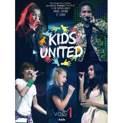 AEDE MUSIC KIDS UNITED - VOL.1
