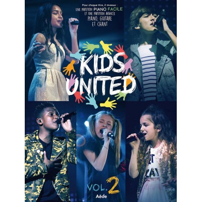 AEDE MUSIC KIDS UNITED - VOL.2