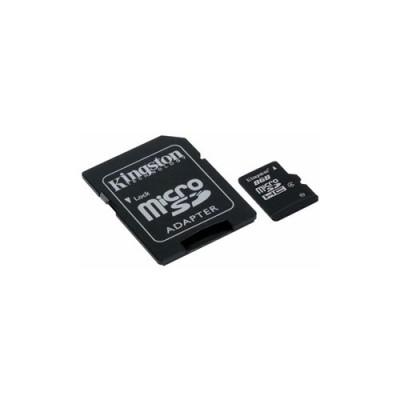 KINGSTON SDHC CARD MICRO 8GB CLASS 4