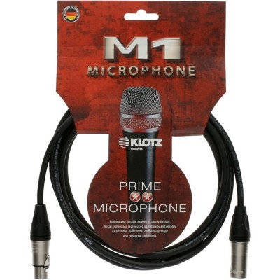 KLOTZ M1K1FM0300 - XLR F / XLR M - 3 M