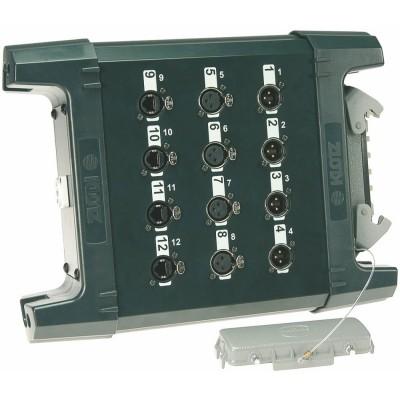 KLOTZ UMAO44E4H UMS TRUELINK PRO OUT BOX 4/4/4 XLR 3P. F/M/RJ45 - MUL.