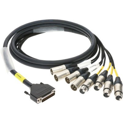 subD 25/AES cables