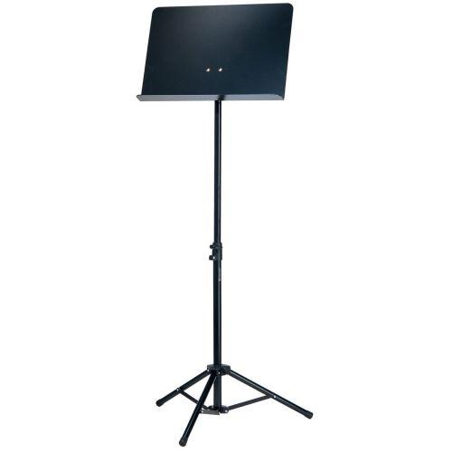 KM 11888-050-55 BLACK ORCHESTRA MUSIC STAND