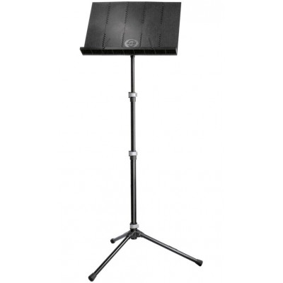KM 12125-000-55 ORCHESTRA MUSIC STAND BLACK
