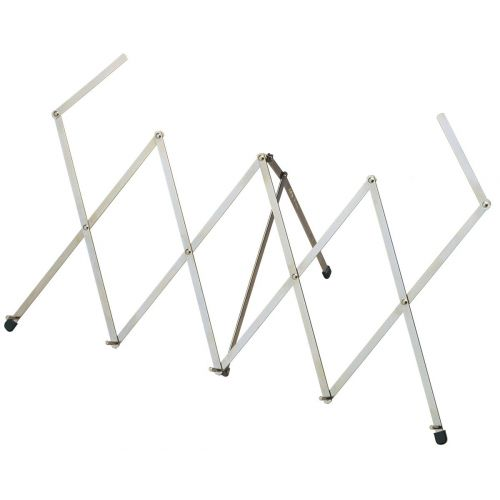 KM 12400-000-01 NICKEL TABLE MUSIC STAND