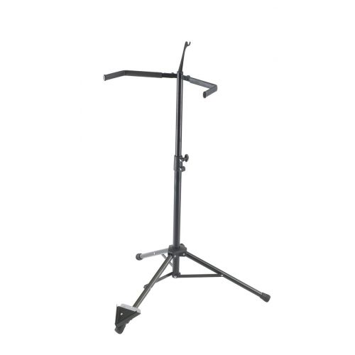 KM BLACK DOUBLE BASS STAND