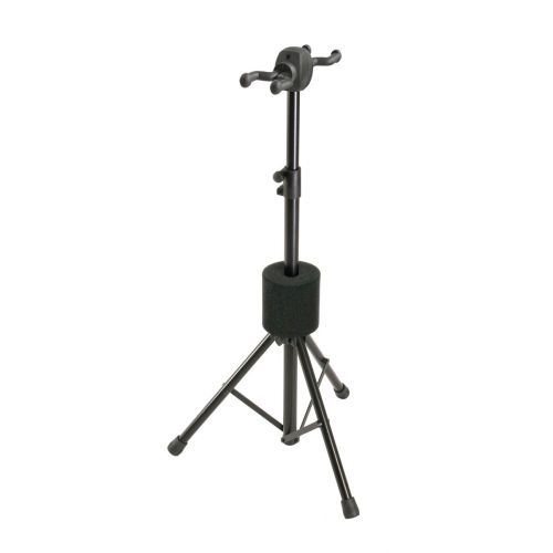 KM 17620-000-55 BLACK GUITAR STAND DOUBLE