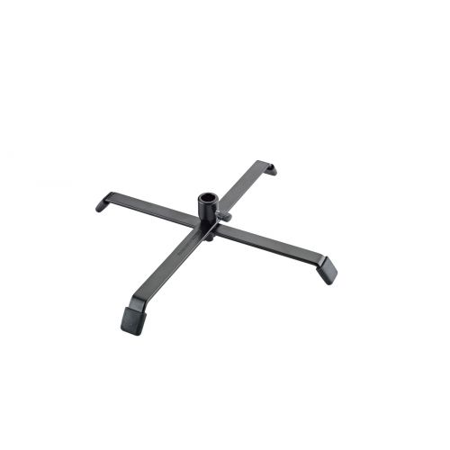 KM 17720 FLOOR STAND FOR SPOT LIGHTS - BLACK