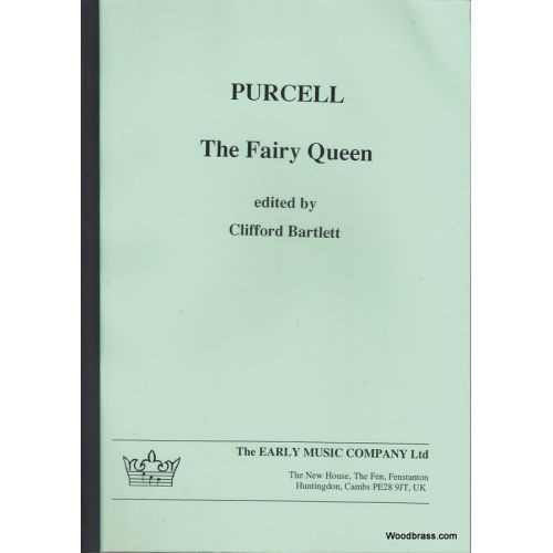 KING'S MUSIC PURCELL H. - THE FAIRY QUEEN - CONDUCTEUR GRAND FORMAT