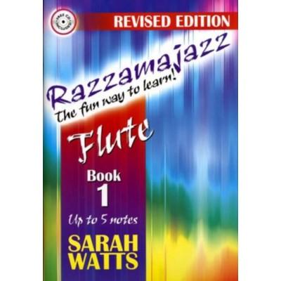 KEVIN MAYHEW WATTS S. - RAZZAMAJAZZ - FLUTE AND PIANO + CD