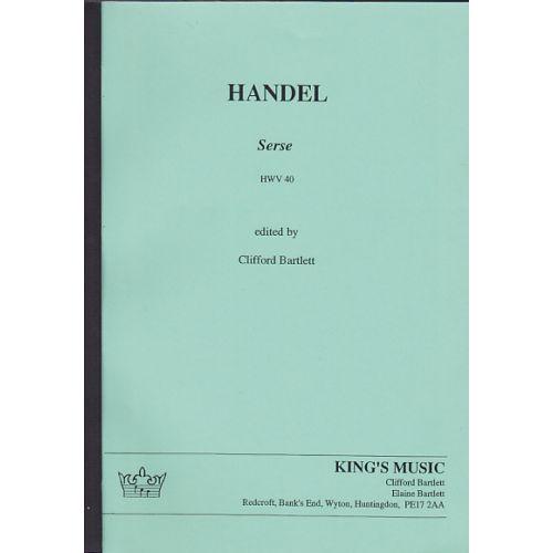 KING'S MUSIC HAENDEL SERSE, HWV 40