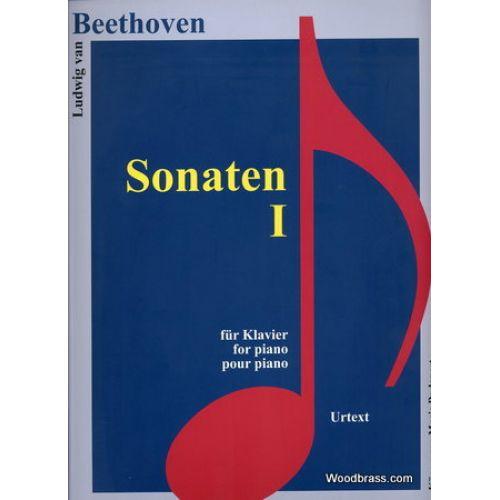 KONEMANN BEETHOVEN L. (VAN) - SONATES VOL. 1 - PIANO