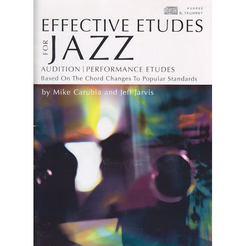 KENDOR EFFECTIVE ETUDES FOR JAZZ TRUMPET + CD