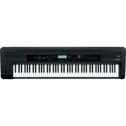 KORG WORKSTATION 88 NOTES BLACK