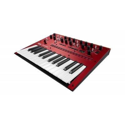 KORG MONOLOGUE GOLD RED