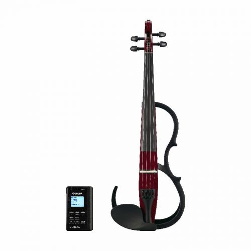 YAMAHA SILENT VIOLIN 4/4 SV150WR - RED WINE