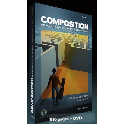 M.M. EDITIONS ZENBASS KULLOCK HANS J. - COMPOSITION + DVD
