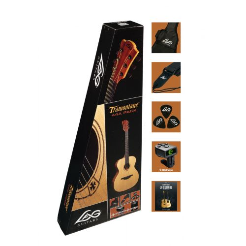 Packs guitare folk