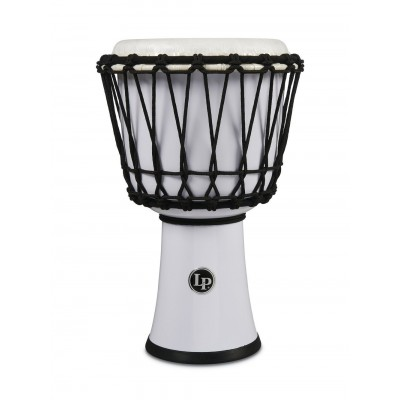 LP LATIN PERCUSSION LP1607WH DJEMBE WHITE