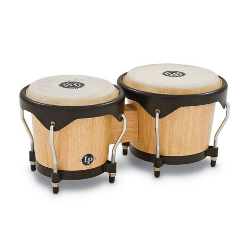 LP LATIN PERCUSSION LP601NY-AW BONGO SERIE CITY NATURAL MAT