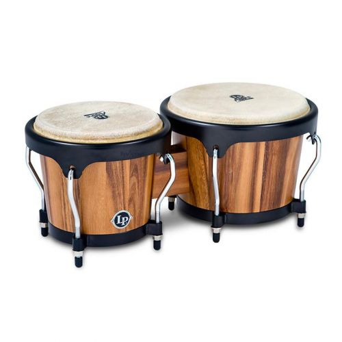 LP LATIN PERCUSSION LPA601-SW BONGO ASPIRE WALNUT