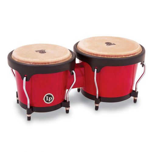 LP LATIN PERCUSSION LPA601-RW BONGO ASPIRE RED WOOD