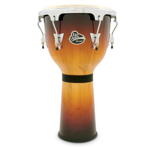 LP LATIN PERCUSSION LPA632-VSB DJEMBE ASPIRE ACCENTS VINTAGE SUNBURST