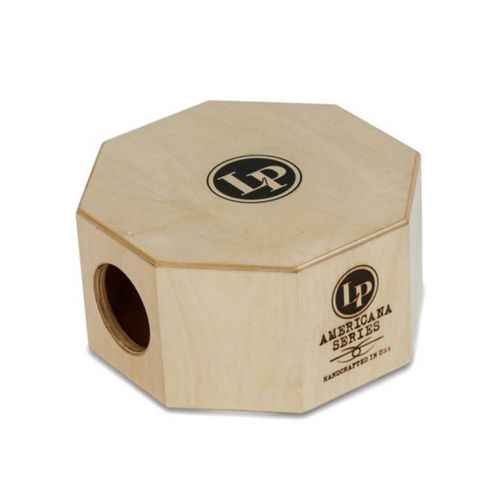 LP LATIN PERCUSSION LP1410 CAJON AMERICANA SERIES OCTO SNARE CAJON 10