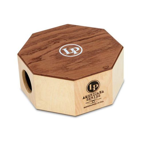 LP LATIN PERCUSSION LP1412 CAJON AMERICANA SERIES OCTO SNARE CAJON 12