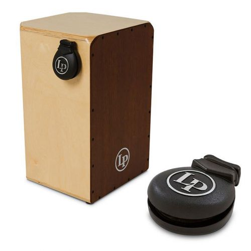 LP LATIN PERCUSSION LP434 CAJON KASTAGNETTEN GROß