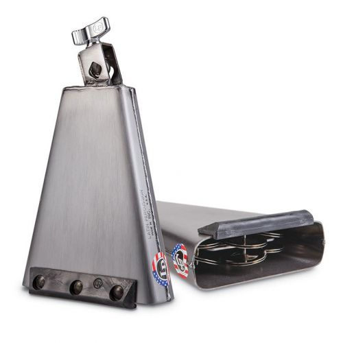 LP LATIN PERCUSSION P-009-J RAW SERIES JANGLE COWBELL
