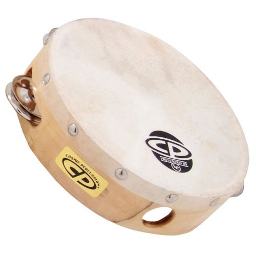 LP LATIN PERCUSSION CP376 TAMBOURINE CP WALD 6