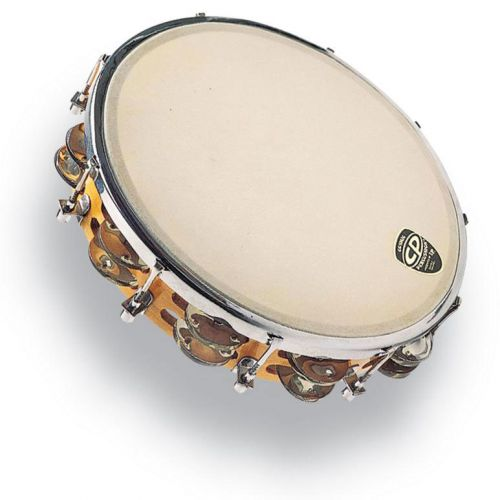 LP LATIN PERCUSSION CP391 PANDERETAS CP TUNABLE 10