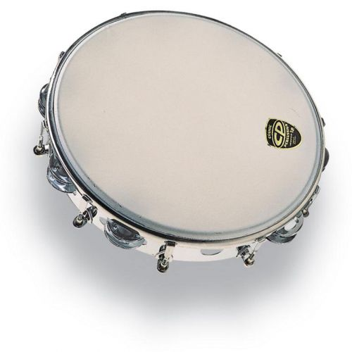 LP LATIN PERCUSSION CP392 TUNABLE TAMBOURINE CP 10