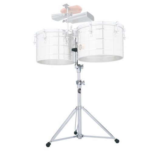 LP LATIN PERCUSSION LP981A STAND VOOR TIMBALES LATINA TITO PUENTE THUNDER TIMBS