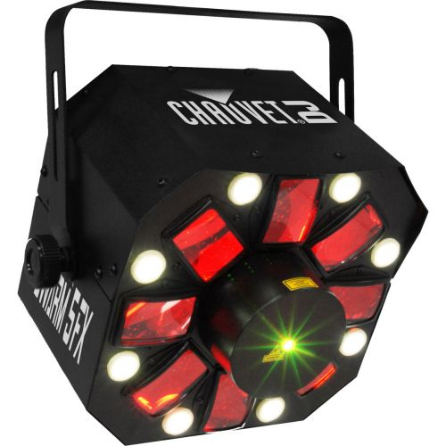 CHAUVET PROJECTOR SWARM5-FX