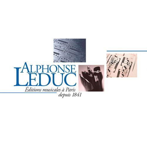 LEDUC GRETCHANINOFF ALEXANDER T - 2 MINIATURES OP.145 - N°1 - SAXOPHONE ALTO ET PIANO