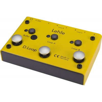 LEHLE D.LOOP SGOS LOOPER/SWITCHER