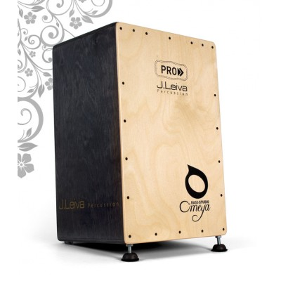 J LEIVA PERCUSSION OMEYA BASS PRO