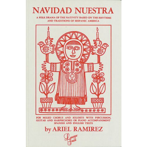 ALFRED PUBLISHING RAMIREZ ARIEL - NAVIDAD NUESTRA - MIXED VOICES