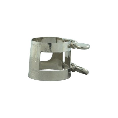 BONADE BASS CLARINET LIGATURE NICKEL PLATED