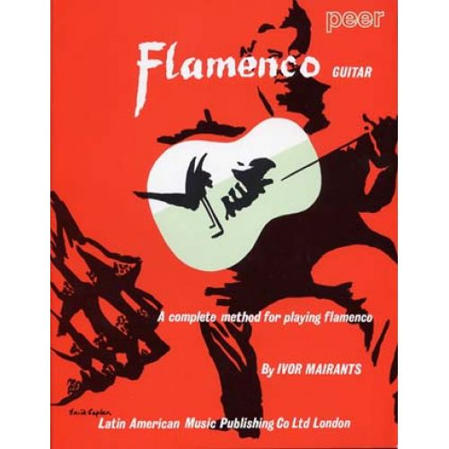 MUSIC SALES FLAMENCO GUITAR COMPLETE METHOD - GUITAR TAB