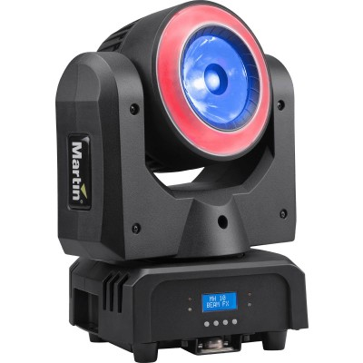 Moving heads met LED