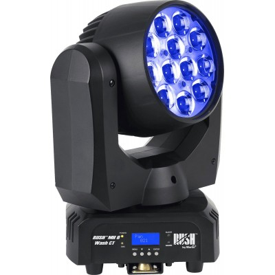 Moving heads powered by leds