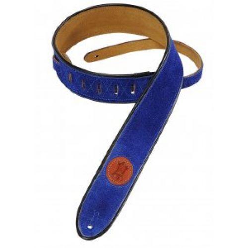 LEVY'S 5 CM AVEC REBORD NOIR LOGO LEVY'S ROYAL BLUE