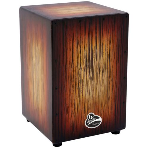 LP LATIN PERCUSSION LPA1332-SBS - CAJON ACCENT SUNBURST STREAK